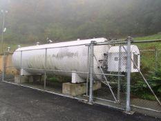 Praxair 26 Ton CO2 Tank