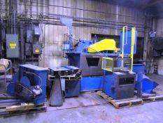 Pangborn Model 6LF Blast Cleaning Machine