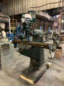 Bridgeport 2hp Variable Speed Vertical Milling Machine