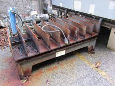 28'' x 54'' Electric Compaction Table