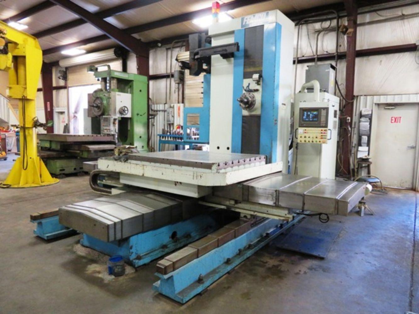APPALACHIAN MACHINE - CNC Machine SHop, Turning Centers & Horizontal Boring Mills, Fabricating & Forklifts
