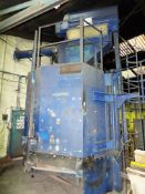 Pangborn Rotoblast Table Blasting Machine