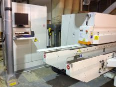 SCM Concept Mono Single End CNC Tenoner.