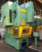Rhodes 100t Mechanical Press.