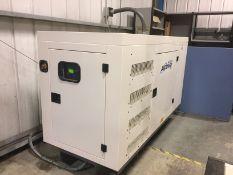 JS Power 100KVA Generator (Perkins Engine) - Prime & Standy