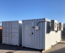 Containerised Data Centre.