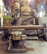 Bridgeport Series 2 Special - Turret Milling Machine cw Heidenhain 2 Axis DRO