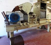 Hammer Mill cw Dust Extractor - Stand Mounted