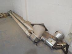 Rotoflex R125 Flexible Screw Conveyors