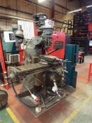 Bridgeport Turret Milling Machine with Shaping Attachment