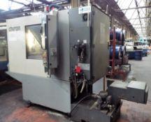 CHIRON FZ08S/W 3 Axis Vertical Machining Centre cw Knoll Swarf Conveyor.