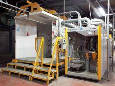 ITW Gema Powder Coating Application System cw Support Equipment
