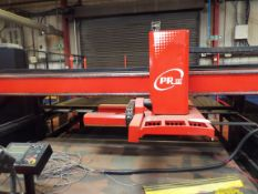 Amada LKi PRIII Sheet Metal Parts Remover Handling Table