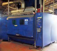 Robotic Mig Welding Cell cw 2 ABB 7th Axis Positioner