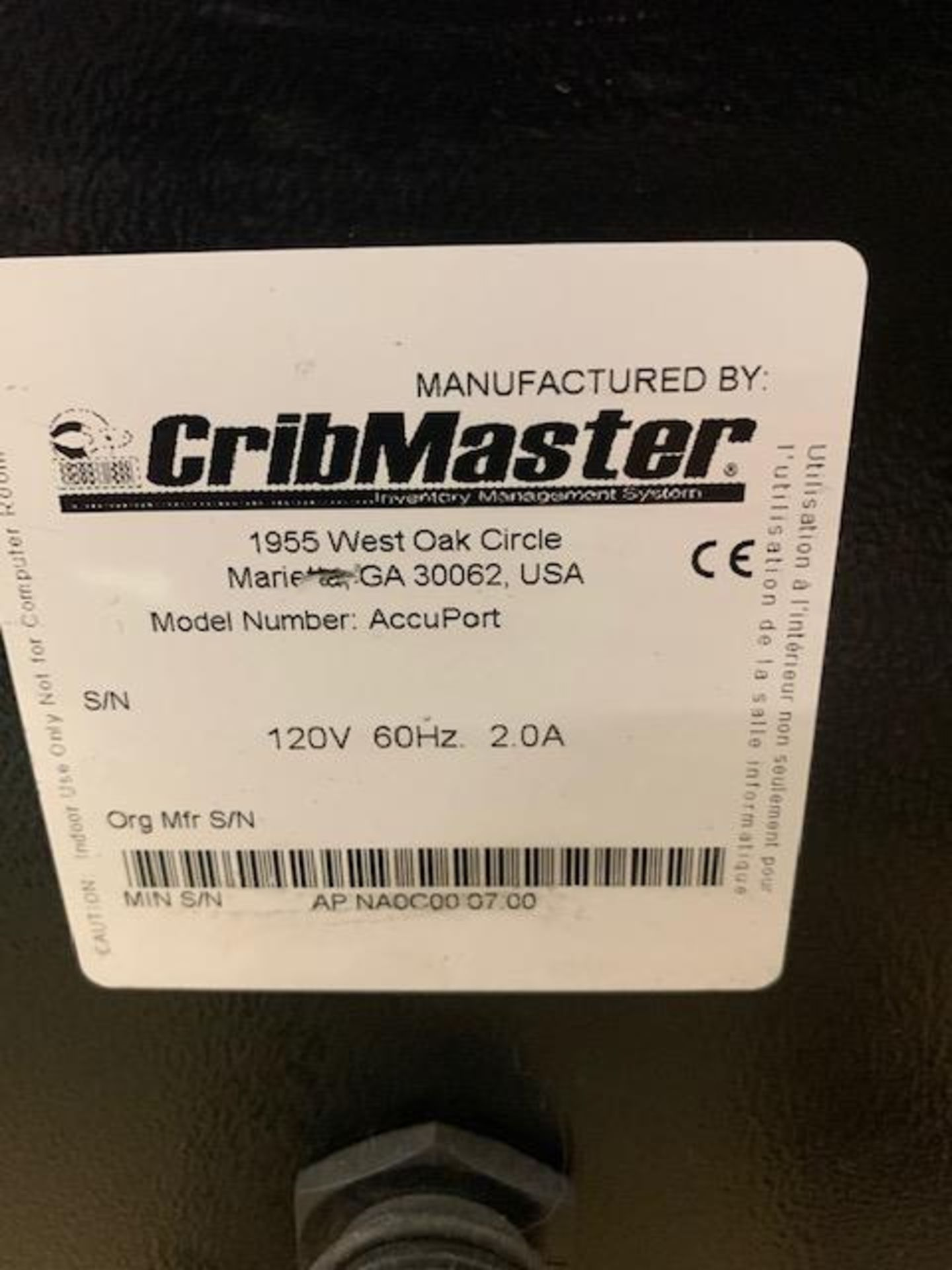 Cribmaster AccuPort - Image 6 of 7