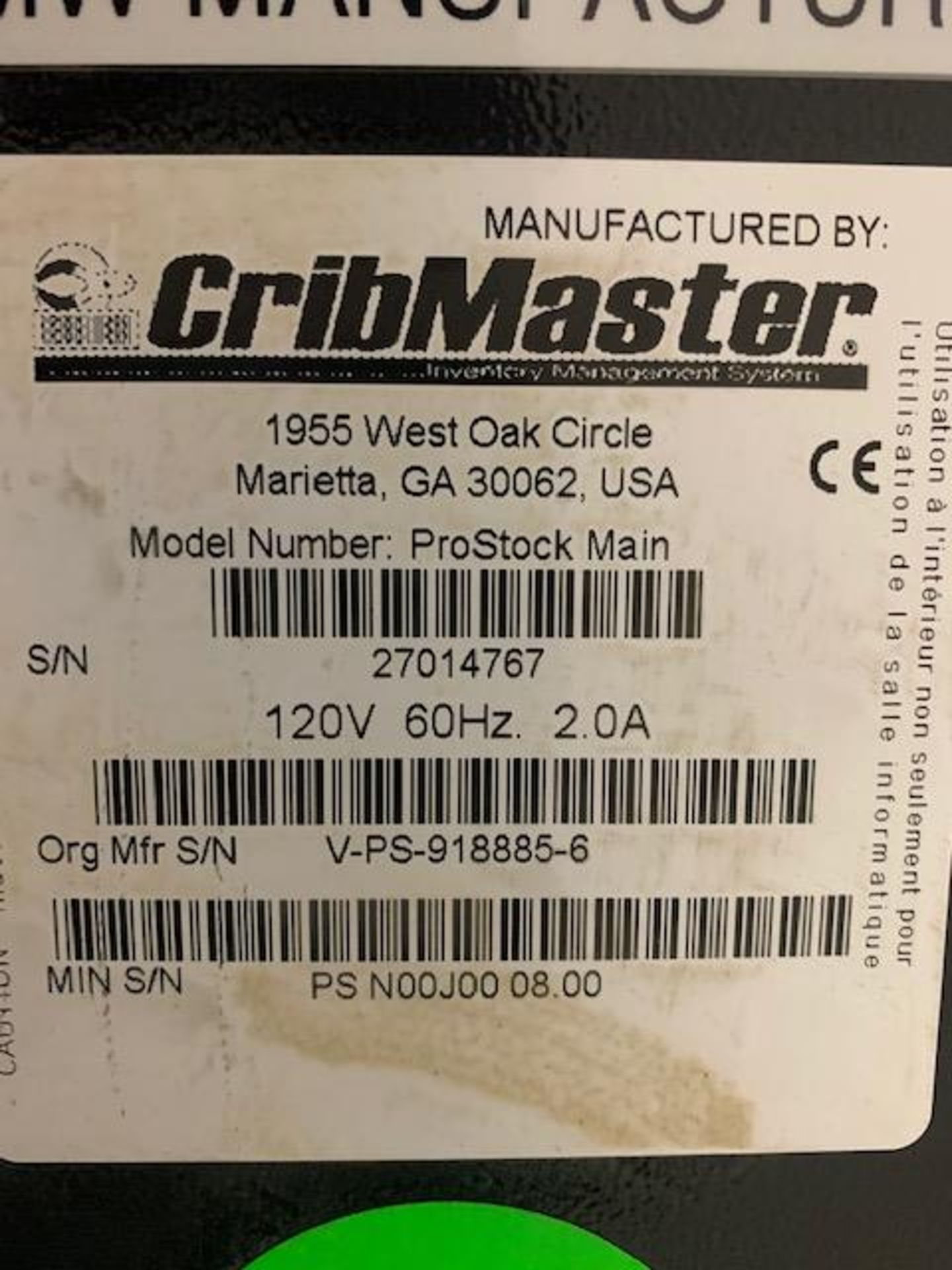 Cribmaster ProStock - Image 12 of 12