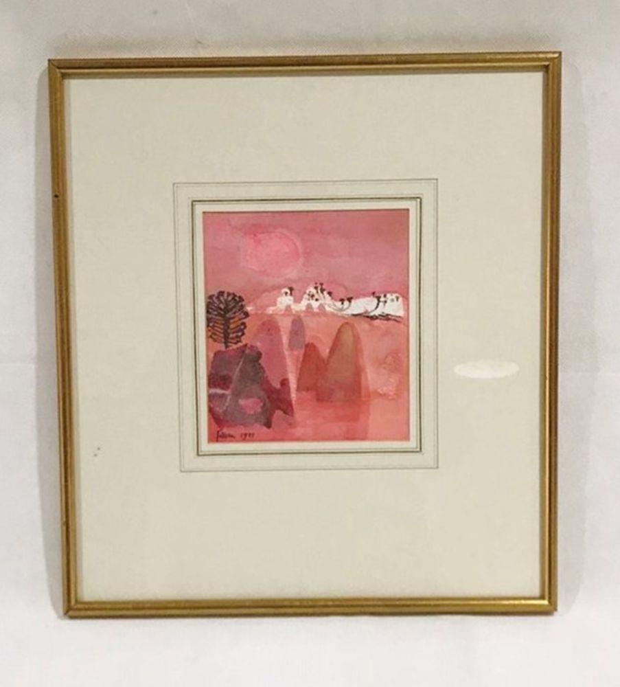 20th Century Artworks including Paintings, Lithographs, Sculptures & Ceramics etc.