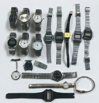 A collection of various watches