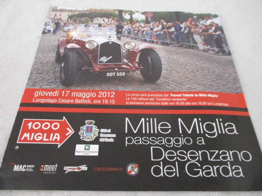 A small collection of car related books etc including MGB Haynes manual, Drivers handbook etc. - Image 6 of 10