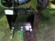 MICRO DIGGER BUCKET, LITTLE USED.