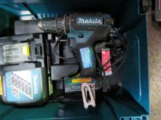 MAKITA BATTERY DRILL PLUS SORTED SPARE PARTS.