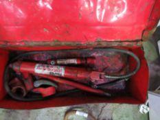 CLARKE PORTA POWER PACK IN BOX.