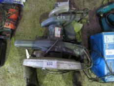 2 X XTREME SAWS. UNTESTED, CONDITION UNKNOWN.