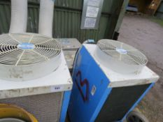 2 X AIREX LARGE CAPACITY AIR CONDITIONING UNITS. CONDITION UNKNOWN.