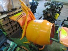 240 VOLT MINIMIXER WITH STAND.