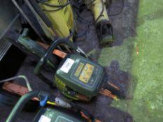 PARTNER K650 PETROL ENGINE SAW WITH CUTTING DISC.