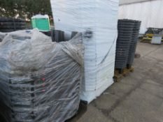 3 X PALLETS OF GREENLEAF URBAN TREE ROOT SYSTEMS.