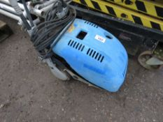 PRESSURE WASHER WITH HOSE AND LANCE. UNTESTED, CONDITION UNKNOWN.