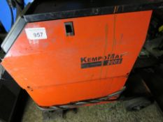KEMPOMAT 2001 WELDER. DIRECT FROM FABRICATION COMPANY.