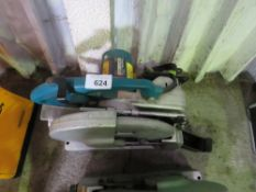 MAKITA 110VOLT METAL CUTTING SAW. SOURCED FROM DEPOT CLEARANCE PROJECT.