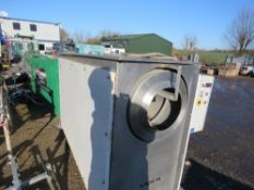 VIXEN SURFACE TREATMENTS ROTARY AGGREGATE DRIER UNIT, YEAR 2010 BUILD.