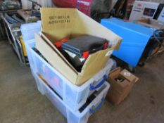 3 X BOXES OF HAV METERS AND SUNDRIES ETC. SOURCED FROM DEPOT CLEARANCE DUE TO A CHANGE IN COMPANY PO