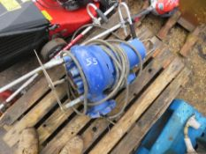 LARGE SIZED SUBMERSIBLE WATER PUMP.