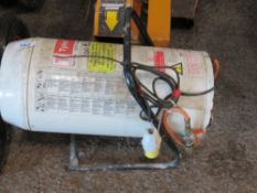 110VOLT POWERED PROPANE HEATER. DIRECT FROM A LOCAL COMPANY DUE TO THE CLOSURE OF THEIR SMALL PLANT