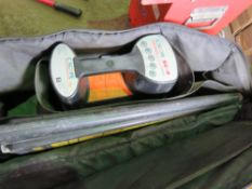CSCOPE CABLE DETECTION SET IN A CASE.
