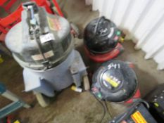 3 X ASSORTED VACUUM CLEANERS. UNTESTED, CONDITION UNKNOWN.