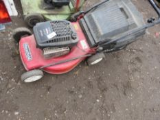 """MOUNTFIELD 20"""" MOWER WITH COLLECTOR."""