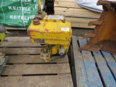 LISTER LT1 FLAT TOP MIXER ENGINE, NO HANDLE.