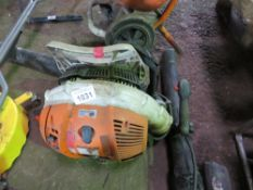 STIHL BACKPACK BLOWER, NO RECOIL.