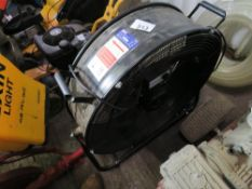 SEALEY 240VOLT 3 SPEED AIR FAN, UNTESTED, CONDITION UNKNOWN.