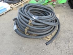 pallet of assorted unused hydraulic pipes.