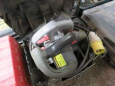 SKIL 110VOLT CIRCULAR SAW. UNTESTED, CONDITION UNKNOWN.