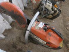 STIHL TS400 PETROL SAW, UNTESTED.