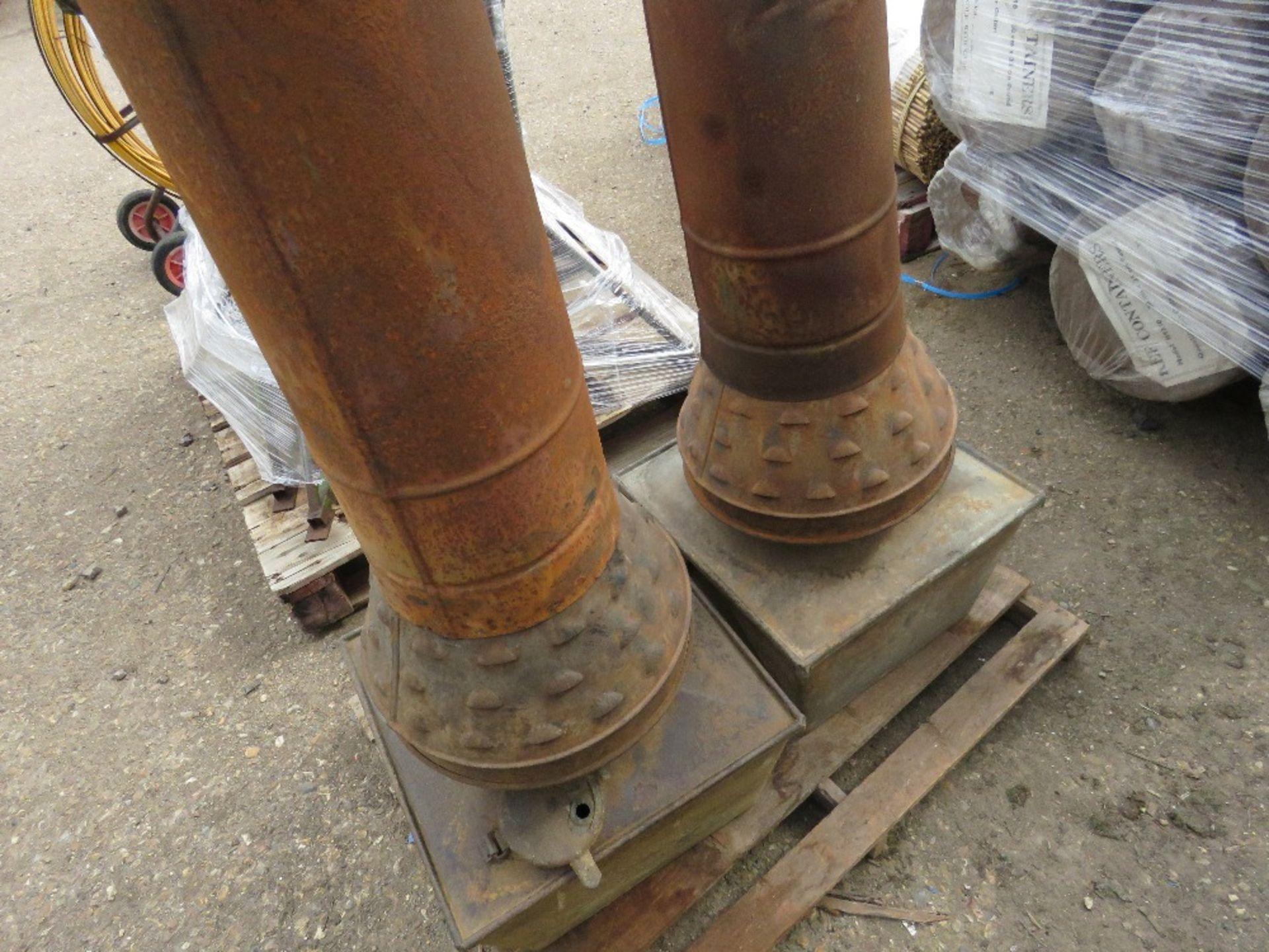 2 X WASTE OIL BURNER UNITS. - Image 3 of 3