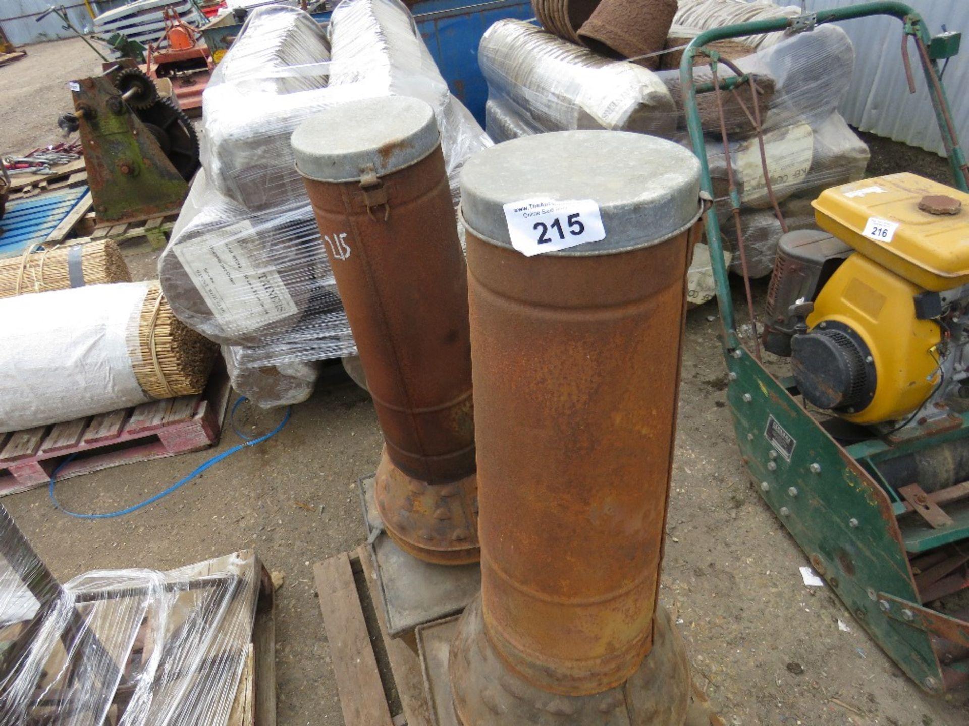 2 X WASTE OIL BURNER UNITS. - Image 2 of 3