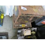 2 X 110VOLT CIRCULAR SAWS IN BOXES. UNTESTED, CONDITION UNKNOWN.